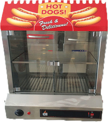 HOTDOGS MAKİNESİ